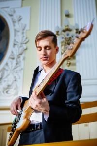 бас-гитара Осипов Осипов Андрей endray osipov andrey
